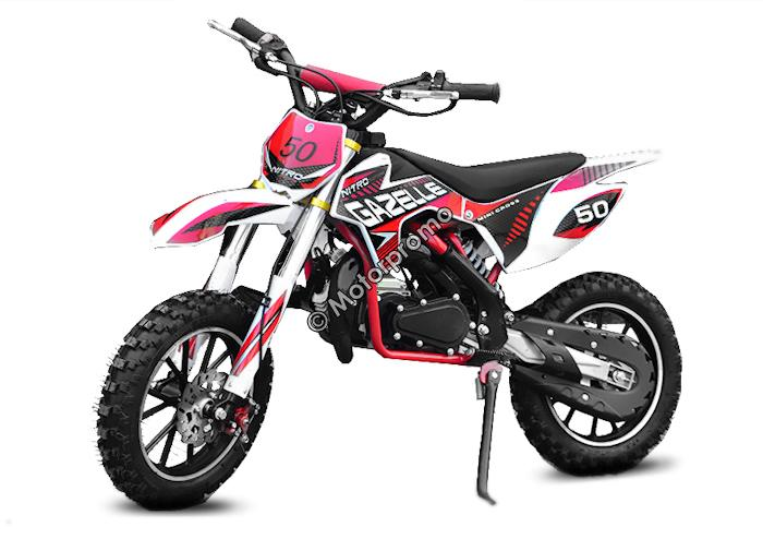 Mini crosser elektrische Gazelle RS