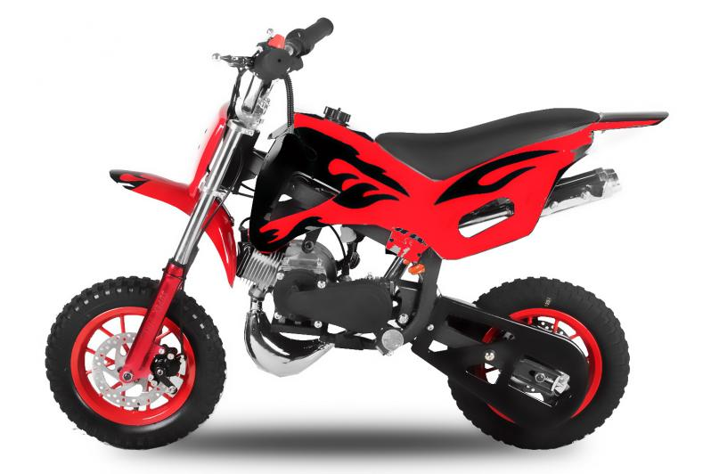 Mini crosser 49cc 2takt DS67 Racing