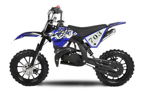 Mini crosser 49cc 2 takt CROXX 703