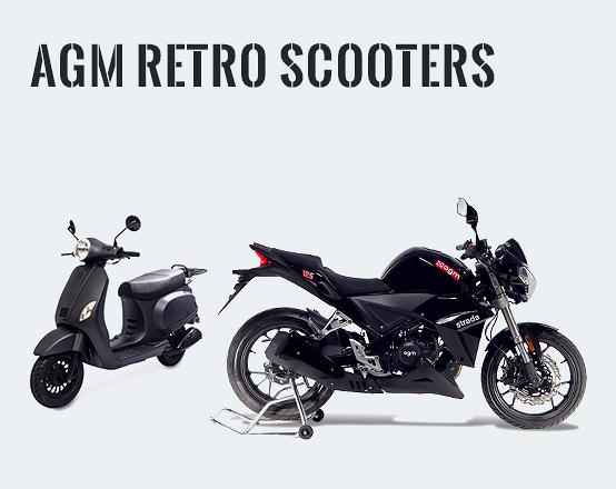 AGM Retro Scooters