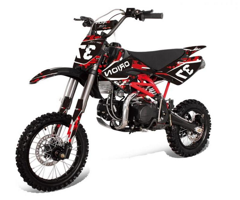 Hedendaags Dirtbike Pitbike 125cc 4takt APOLO RX3 - Bestel direct GQ-36