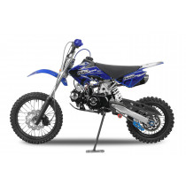 "Dirtbike Pitbike 125cc 4takt NXD Prime 17""/14"" automaat"