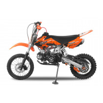"Dirtbike Pitbike 125cc 4takt NXD Prime 14""/12"" automaat"