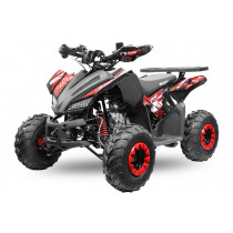 Rizzo RS7-A Kinderquad Atv 125cc Turbo Edition - Rood