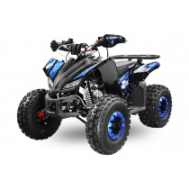 Rizzo RS8-A Kinderquad Atv 125cc Turbo Edition - Blauw