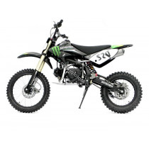 Dirtbike Pitbike 125cc 4takt Monster energy