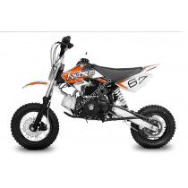 Dirtbike Pitbike 125cc 4takt Storm RS Automaat 10/12