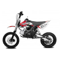 Dirtbike Pitbike 125cc 4takt Storm RS Automaat 12/14