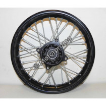 (21A2a) 14 inch achtervelg as 12mm