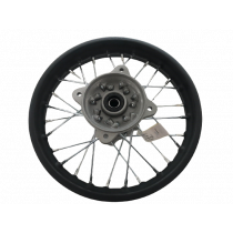 (21A5c) 12 inch achtervelg as 15mm