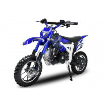 Dirtbike Pitbike 50cc 4takt Flash RS