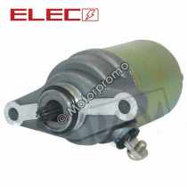 (25M6d) Startmotor 4T GY6 50 elec schroef model