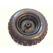 (31A2a) Band + velg achter 6 inch (13x5.00-6)
