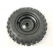 (32A2c) Band + velg achter 6 inch (13x5.00-6)