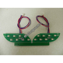 (14A2b) LED verlichting high power Hoverboard / Oxboard / balanceboard