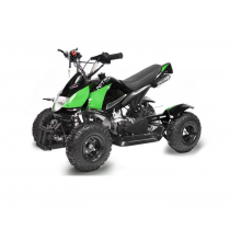 Miniquad kinderquad quad atv 49cc 2takt Nitro Motors California groen