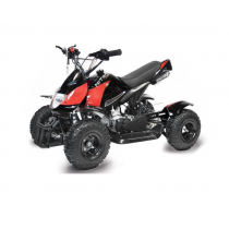 Miniquad kinderquad quad atv 49cc 2takt California rood