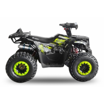 Kinderquad Quad Atv 125cc Husky RS8 Turbo Edition groen