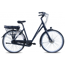 Vogue Solution 8sp blauw elektrische damesfiets